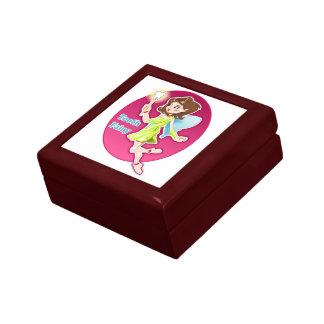 Tooth Fairy Keepsake ~ a cute little new idea Small Square Gift Box
