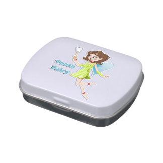 Tooth Fairy Keepsake ~ a cute little new idea Jelly Belly Candy Tin