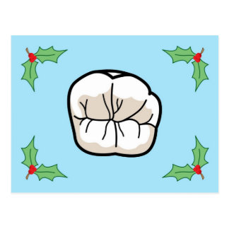 Tooth Holiday Card