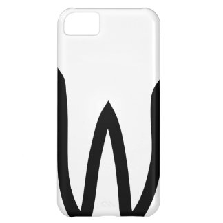 tooth iPhone 5C case