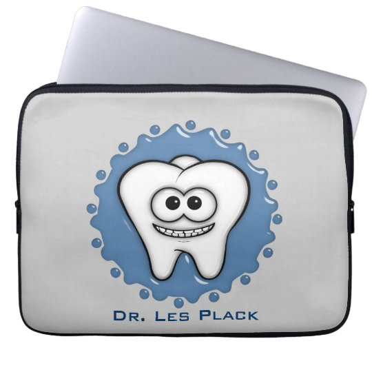 Tooth Laptop Sleeve