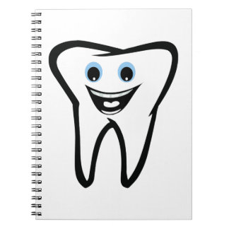 Tooth Notebooks