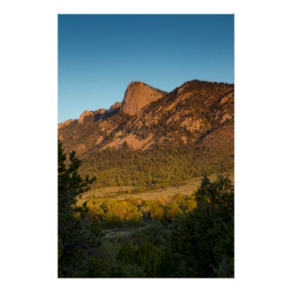 Tooth Of Time, Philmont Scout Ranch, Cimarron Poster