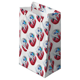 Tooth Protection Shield Small Gift Bag