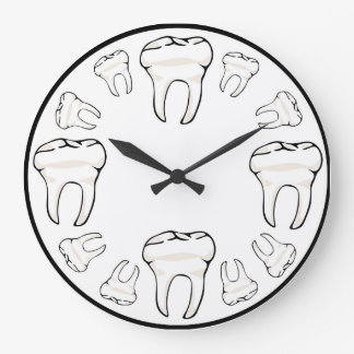Tooth Time Clock