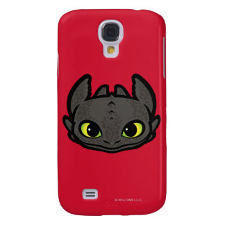 Toothless Head Icon Galaxy S4 Cover