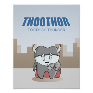 Toothor Poster