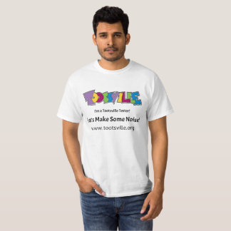 Toots Tester  basic T-shirt