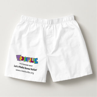 Toots Tester boxer shorts Boxers