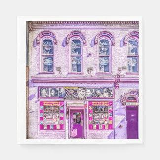Tootsie's Orchid Lounge Napkins Paper Serviettes