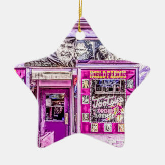 Tootsie's Orchid Lounge Ornament