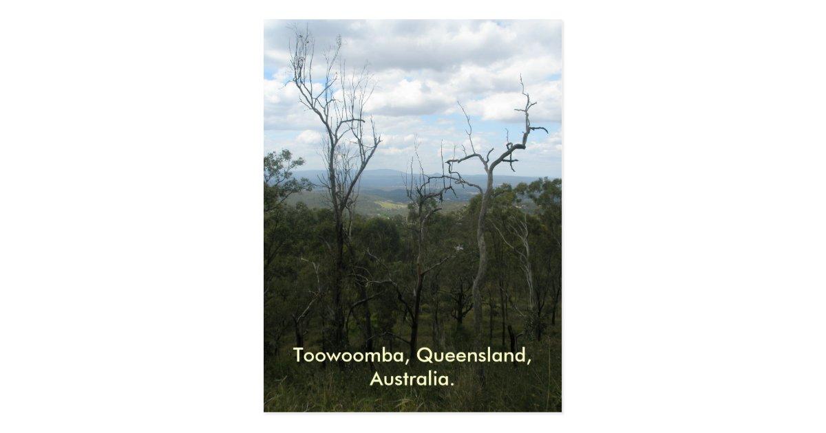 Baby Gift Baskets Toowoomba : Toowoomba postcard zazzle