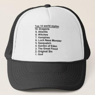 Top 10 myths trucker hat