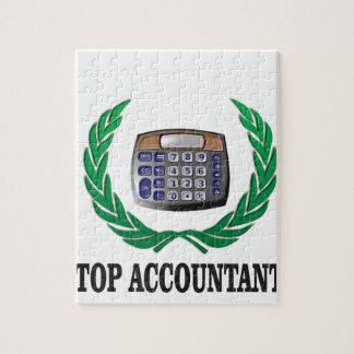 top accountant seal puzzle