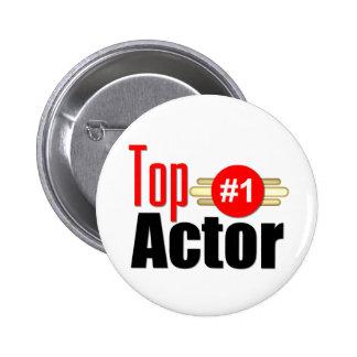 Top Actor Pins