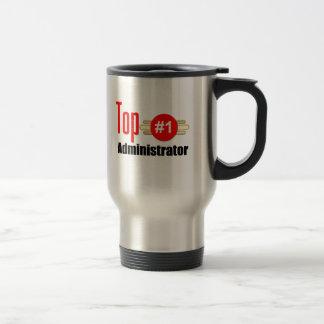 Top Administrator Coffee Mugs