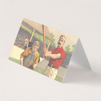 TOP America's Pastime Business Card