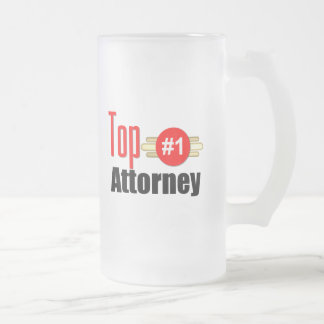 Top Attorney Mugs