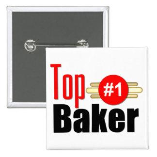 Top Baker Pins