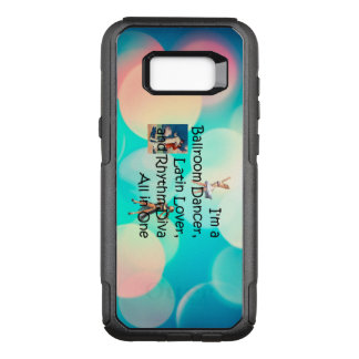TOP Ballroom All in One OtterBox Commuter Samsung Galaxy S8+ Case
