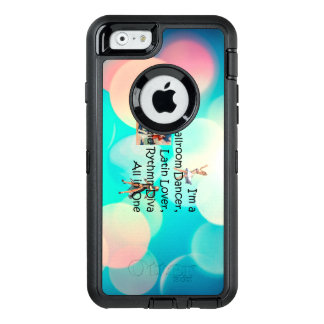 TOP Ballroom All in One OtterBox Defender iPhone Case