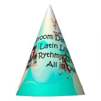 TOP Ballroom All in One Party Hat