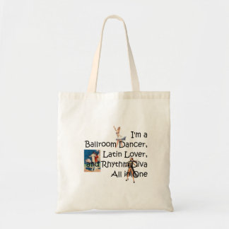 TOP Ballroom All in One Tote Bag