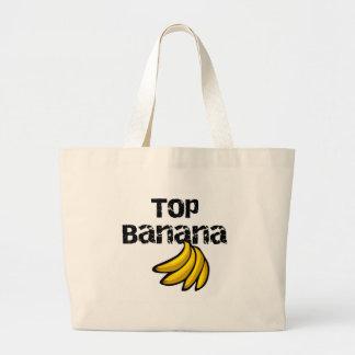 Top Banana Jumbo Tote Bag
