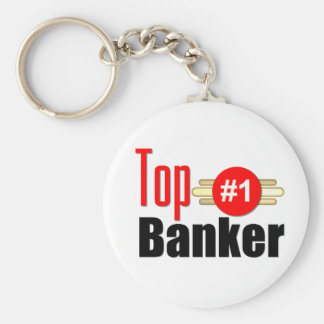 Top Banker Keychain