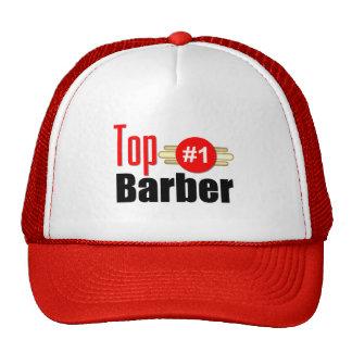 Top Barber Mesh Hats