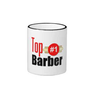 Top Barber Coffee Mug