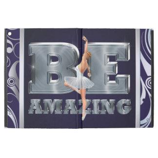 "TOP Be Amazing Ballet iPad Pro 12.9"" Case"