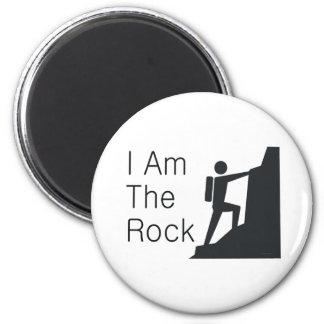 TOP Be The Rock Fridge Magnet