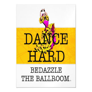 TOP Bedazzle the Ballroom Magnetic Invitations