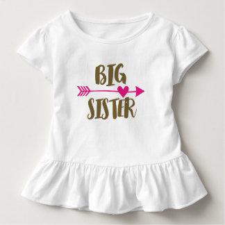 Top Big Sister T Shirt