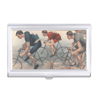 TOP Bike Race Business Card Holder