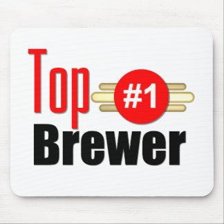 Top Brewer Mouse Pads