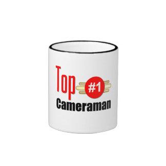 Top Cameraman Mug