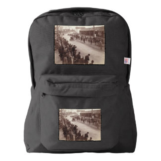 TOP Car Race Backpack