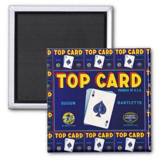 Top Card Magnet