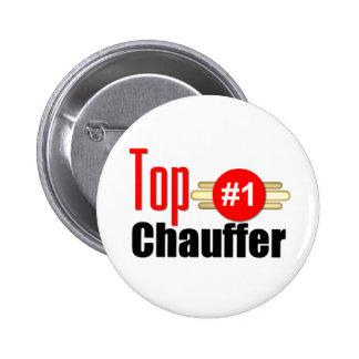 Top Chauffer Pin