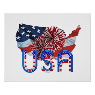 TOP Cheerleading in the USA Poster
