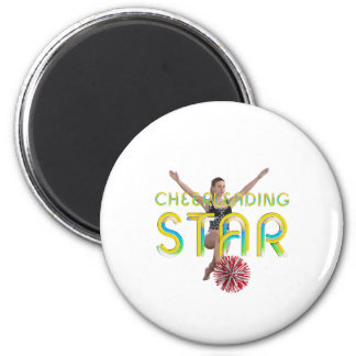 TOP Cheerleading Star Magnet