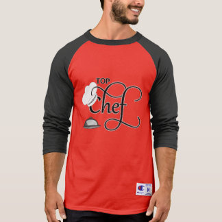 Top Chef Funny Novelty Text Graphic