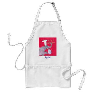 Top chef standard apron