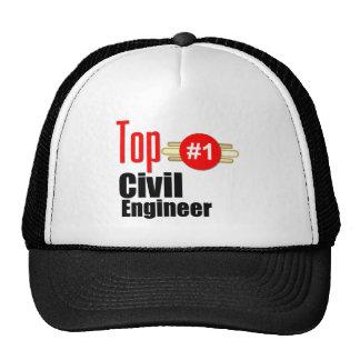 Top Civil Engineer Cap