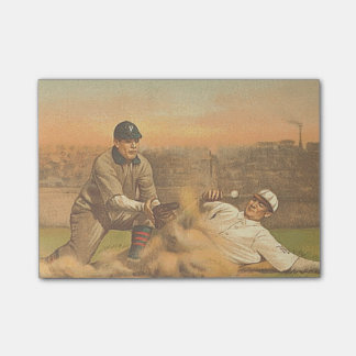 TOP Classic Baseball Post-it Notes