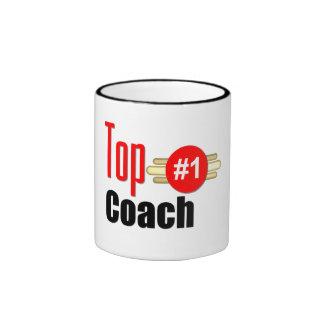 Top Coach Ringer Mug