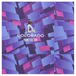 TOP Colorado Skier Fabric