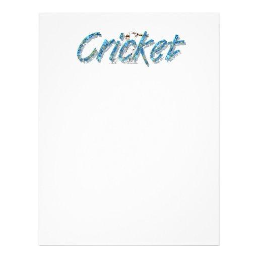 TOP Cricket Flyer